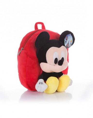 米奇q版儿童背包迪士尼系列31cm