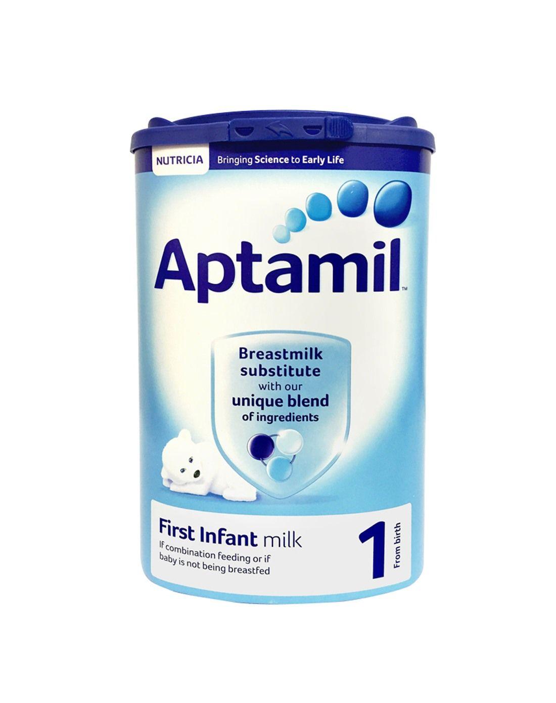 英国Aptamil爱他美奶粉2段(2件起售),新旧包装随机发货