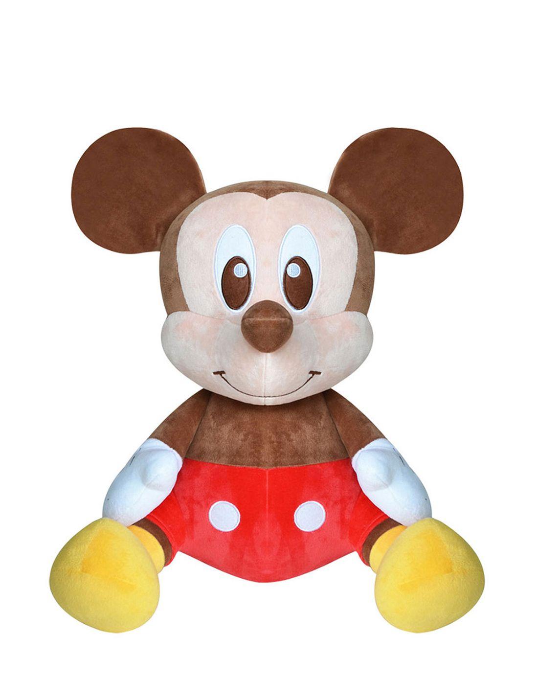 萌宝喜爱的玩具专场正版迪士尼2#米奇坐姿系列33cmr
