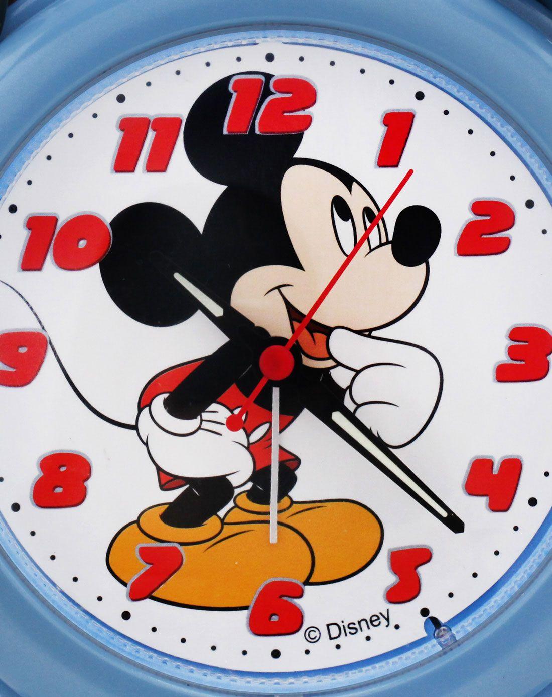 迪士尼可爱卡通懒人闹钟