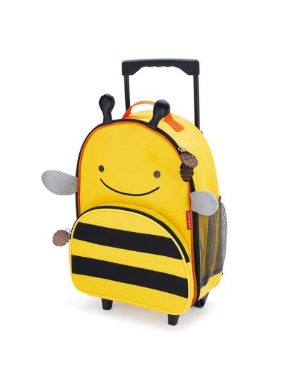zoo可爱动物园小孩专用行李箱 - 小蜜蜂