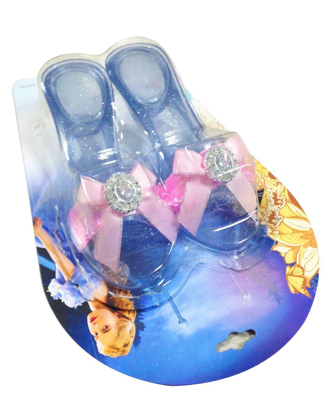 迪士尼公主水晶鞋