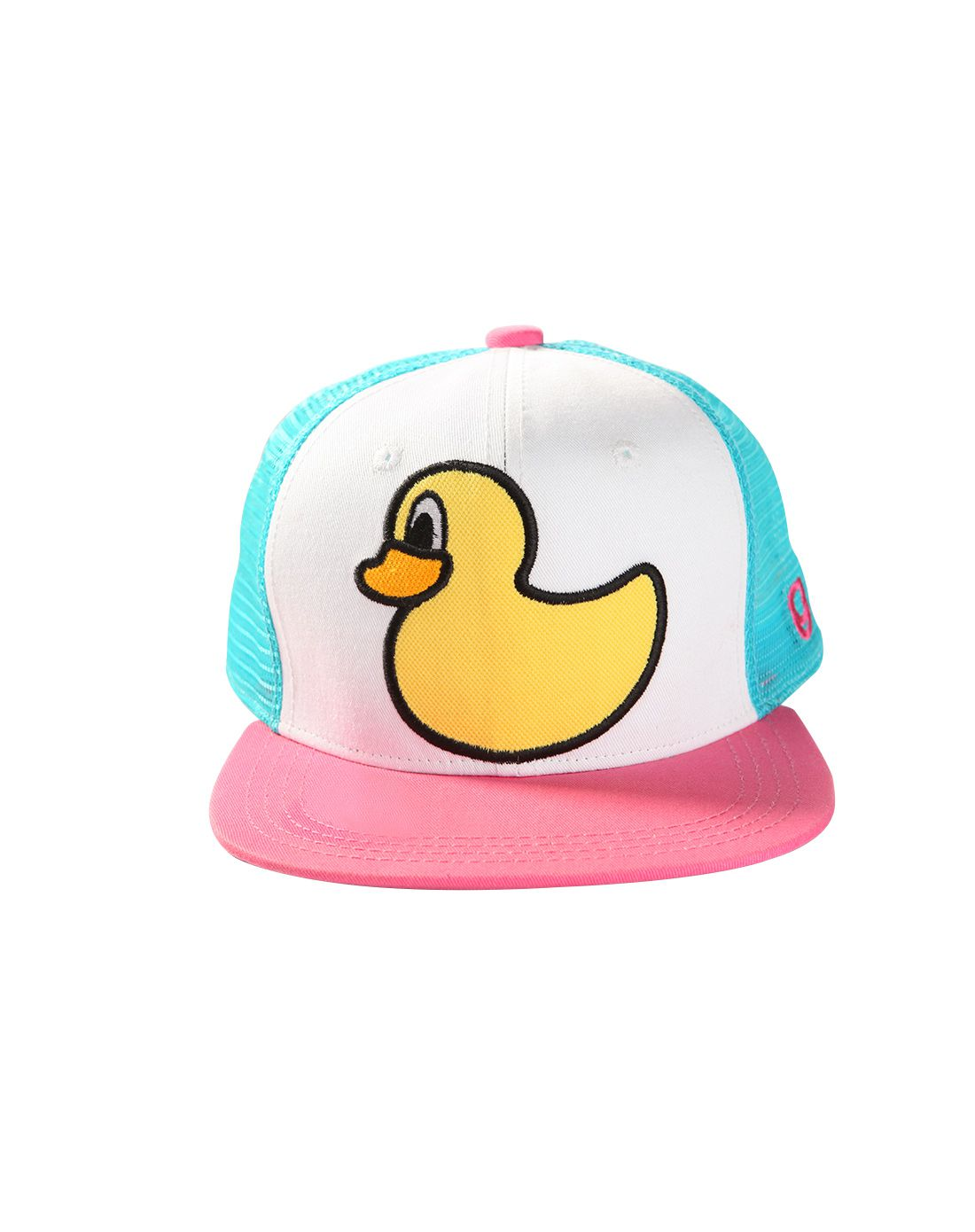 韩国潮牌 大黄鸭 经典logo款 男女款棒球帽