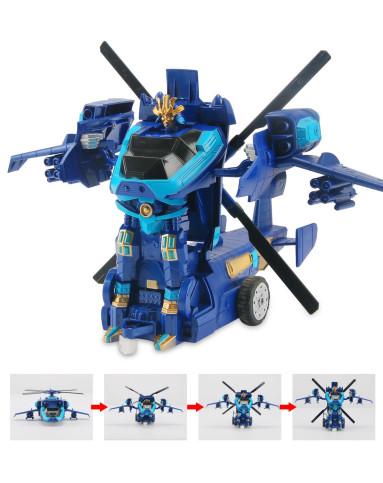 孩子成长陪伴好伙伴专场1:14飞机电动遥控变形机器人