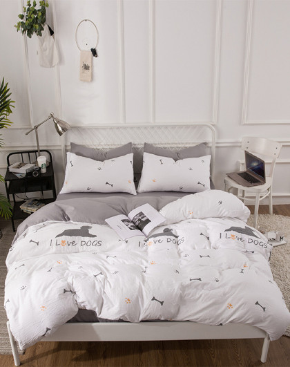 8m裸宿舍品被套床单床上用品单人床菱角睡床学生三被子打架件套博白广西初中图片