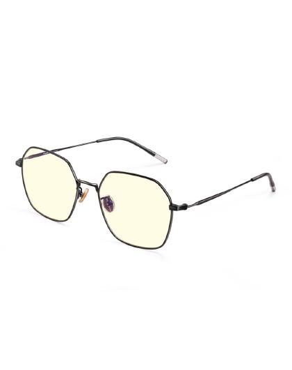 帕森【可配近视】女士金属眼镜框男士防蓝光眼镜架15751l