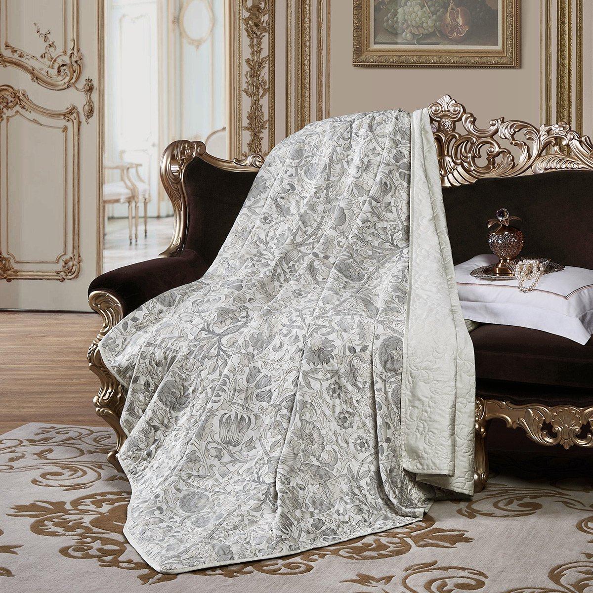 博洋家纺博洋出品丝芙瑞欧式MORRIS联名定制款全棉印花夏凉被被芯S91816391201