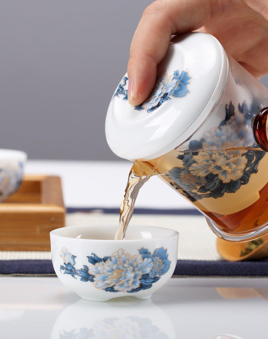 初学者泡茶七步骤