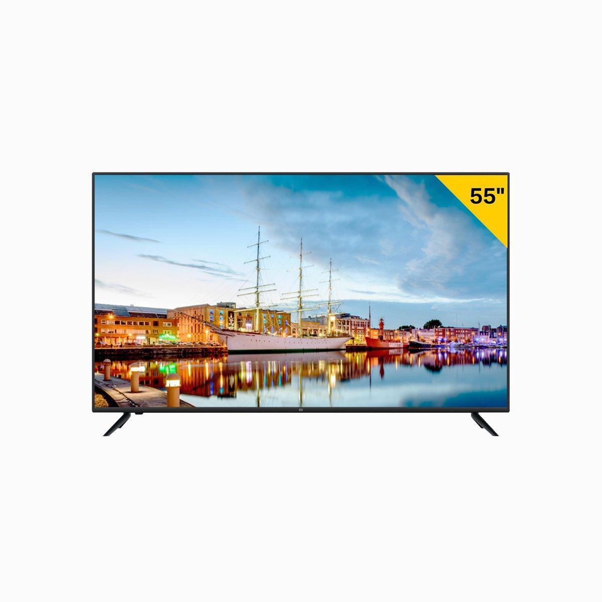 小米電視4c 55英寸 2g 8gb 4k高清液晶智能電視 智能平板網絡電視機