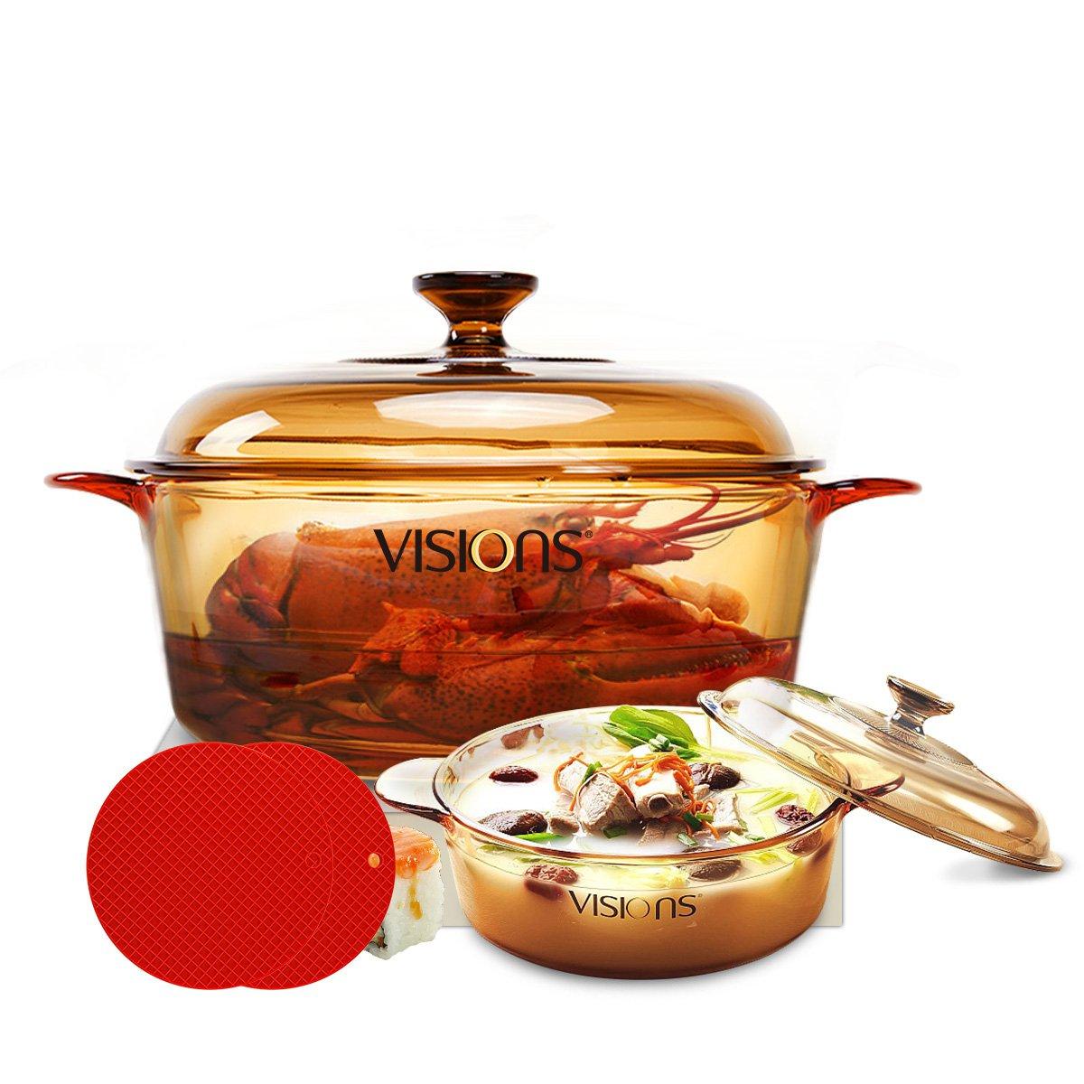 晶彩透明锅1.25l3.25l四方香港套装室内设计图片