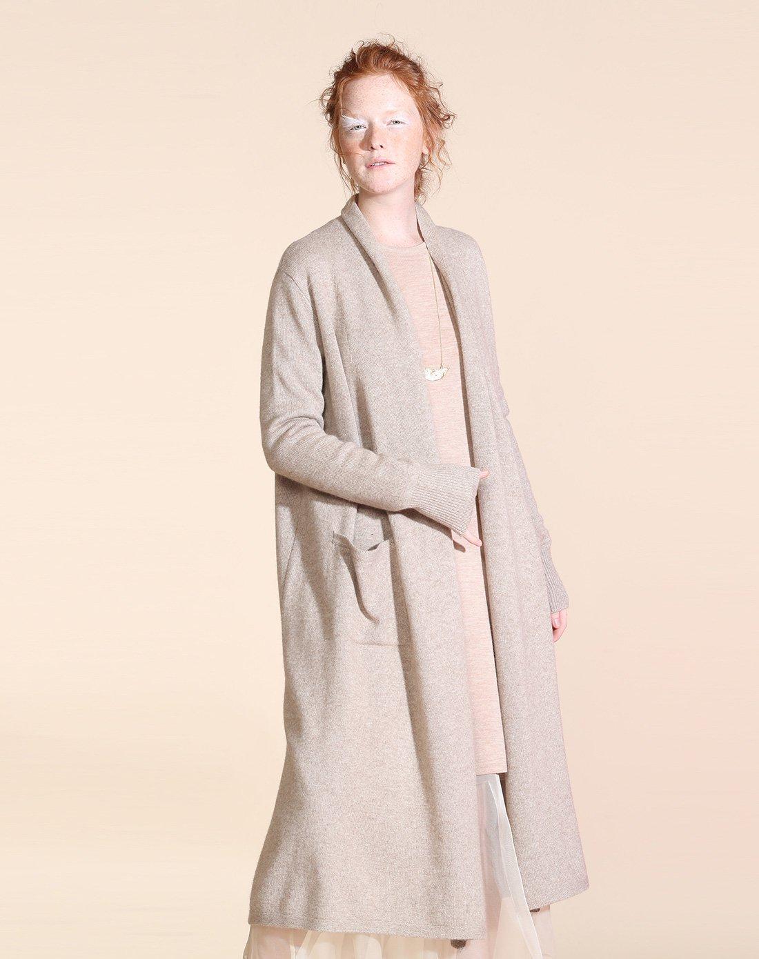 EIN谈判官杨幂同款羊毛针织开衫WK6104941208