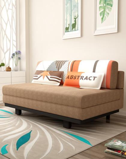 jf家具专场直发节省空间 客卧两用可折叠功能沙发床色