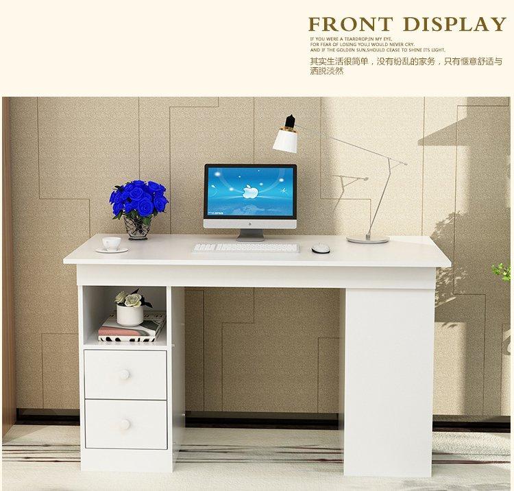简约电脑桌 家用办公书桌 120cm