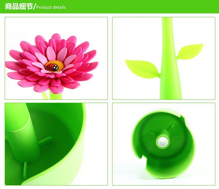 趣玩创意趣生活专场 指尖玫瑰花造型纸巾桶