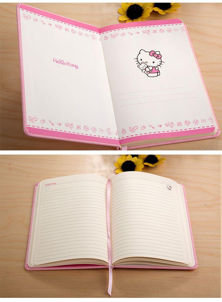 凯蒂猫可爱时尚卡通记事本