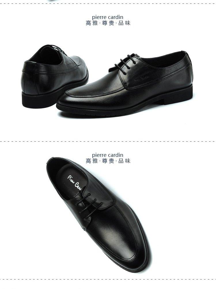 2017新款欧式经典商务皮鞋