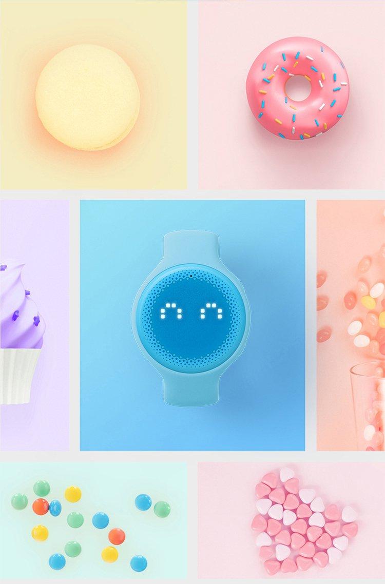 米兔儿童手表q 粉色