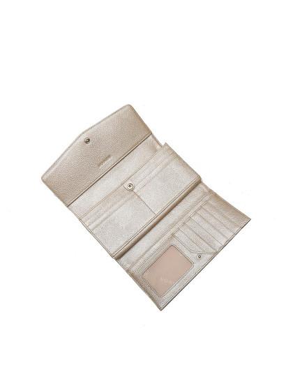 多��h�ᢹ�)�.�_红谷横款方形长款女士钱包3折多卡位休闲手包牛皮