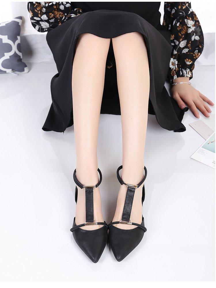 休闲 跟型: 平跟 闭合方式: 套脚 类型: 全凉鞋 品牌名称: 森林公主