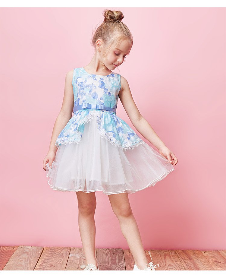 女童连衣裙
