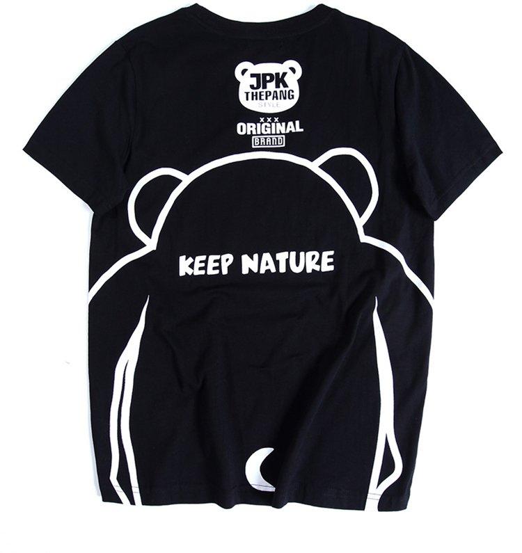 熊图案的服装品牌