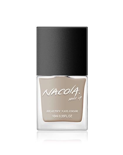 NACOLA  玩趣百变撕拉甲油  爵士灰