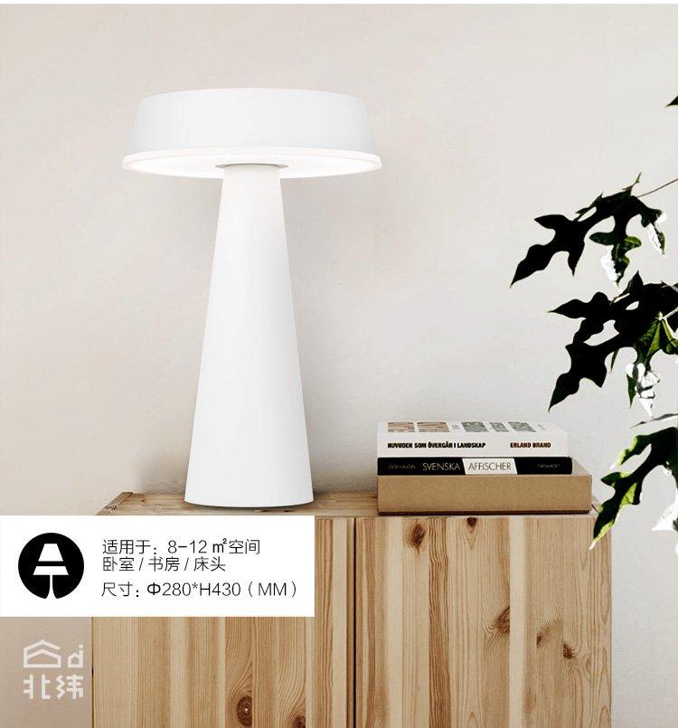 现代简约时尚简欧创意装饰欧式北欧风格卧室床头灯台灯