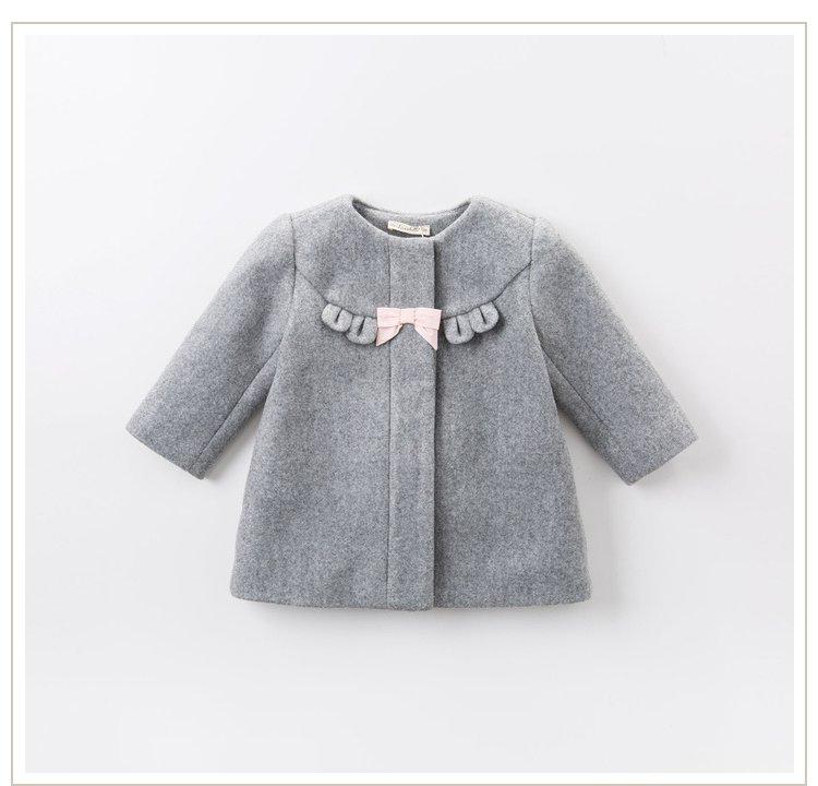 儿童衣服大衣简笔画