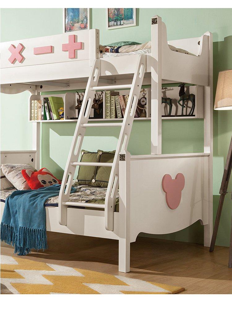 簡美臥室家具 上下鋪兒童床