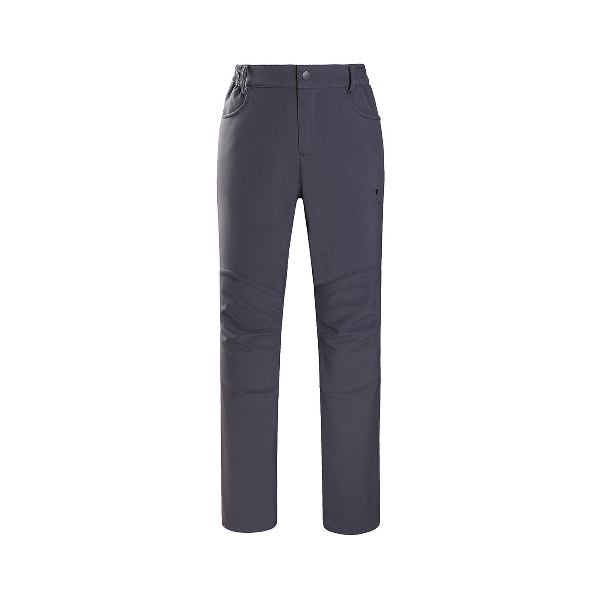 骆驼骆驼户外徒步运动旅游登山裤透气舒适潮流时尚简约 女款软壳裤A7W135118AS4