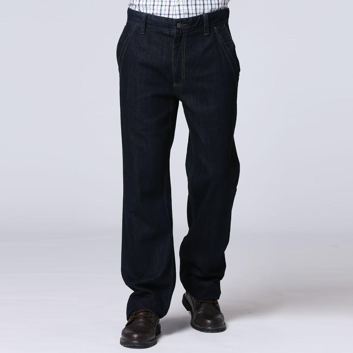 圣大保罗圣大保罗秋冬商务休闲全棉舒适合身版男款休闲裤PW11WP140K9