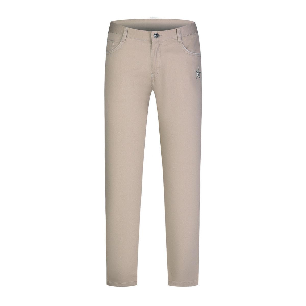 MANGANO长裤薄款透气裤子口袋纯色休闲运动裤151222570