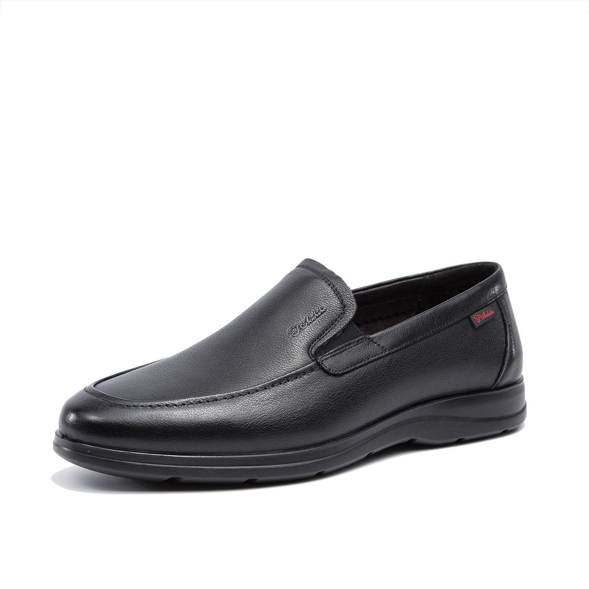 迪宝·阿治奥2020新款 质感牛皮保暖鞋男皮鞋男士商务皮鞋男鞋男士皮鞋DJ2A2881011D
