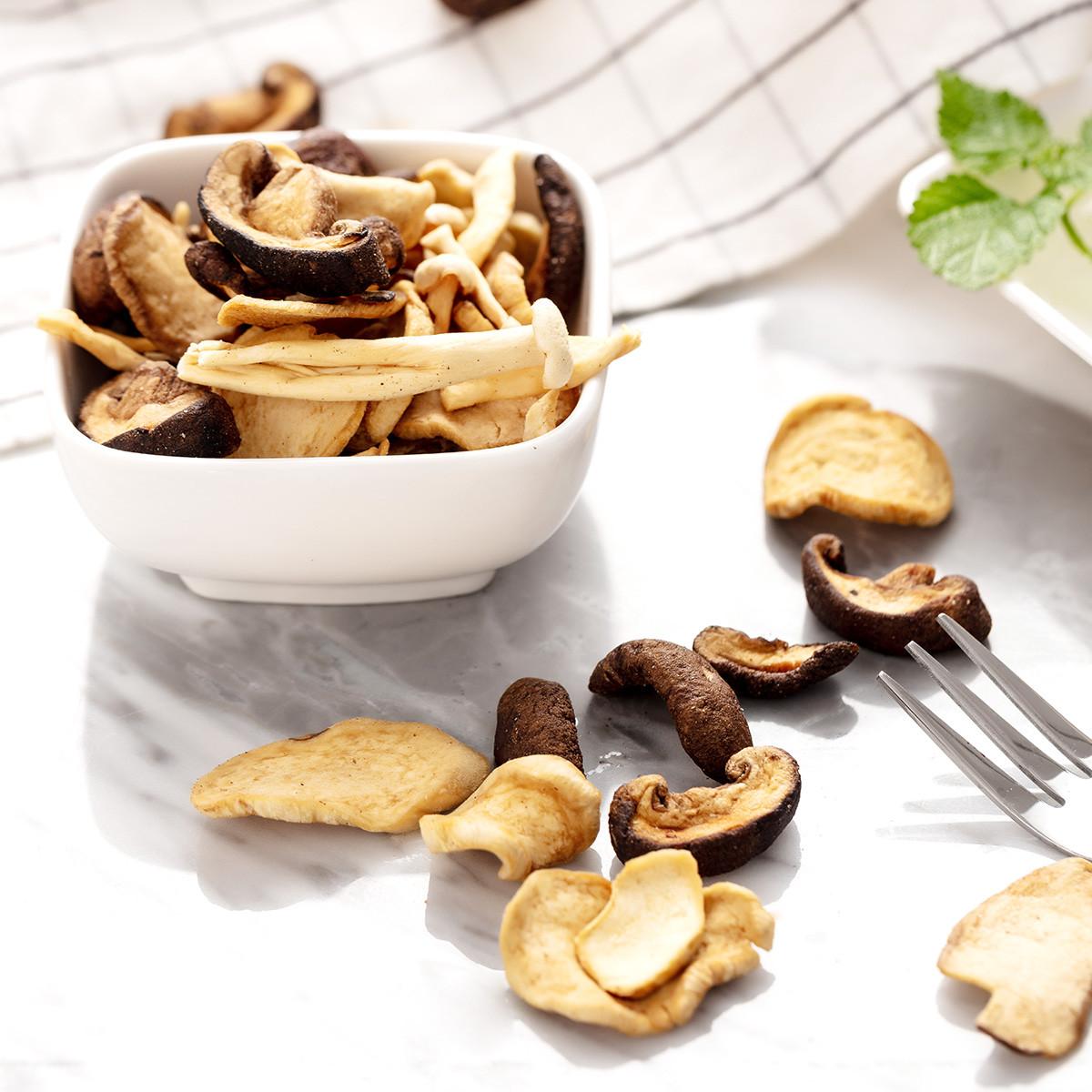 名创优品MINISO名创优品 混合菇类60g 风味休闲零食小吃0900008231