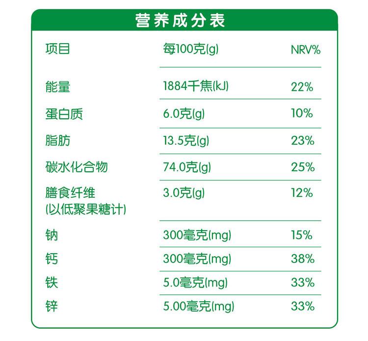 亨氏营养饼干(森林动物 海洋动物)80g*4(辅食)