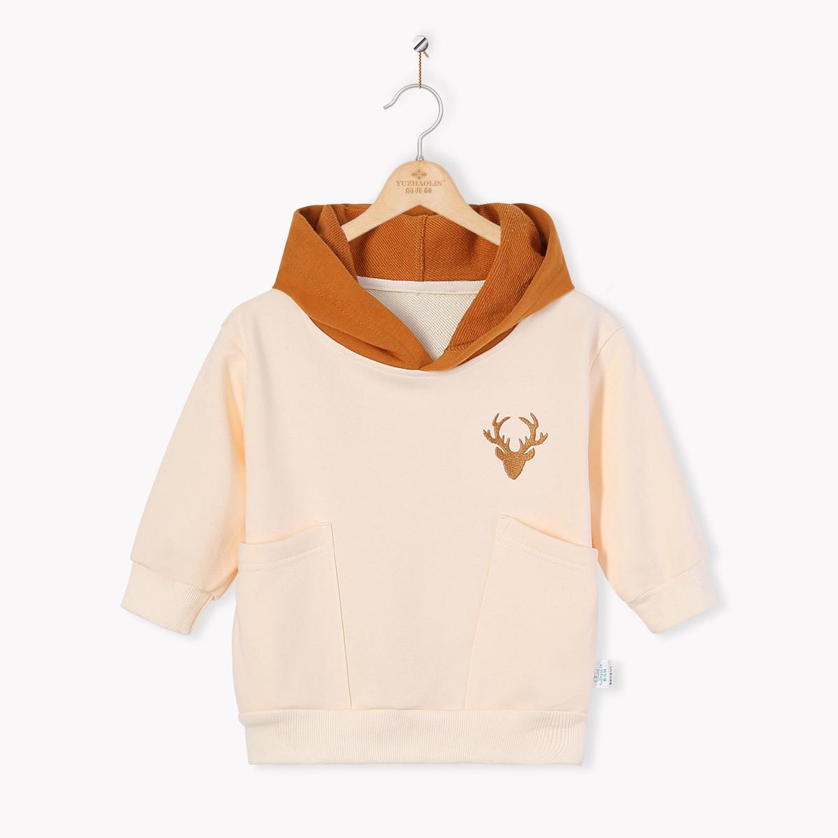 俞兆林男童运动卫衣中大童男童卫衣男童连帽卫衣儿童卫衣男童卫衣YH58TW107035