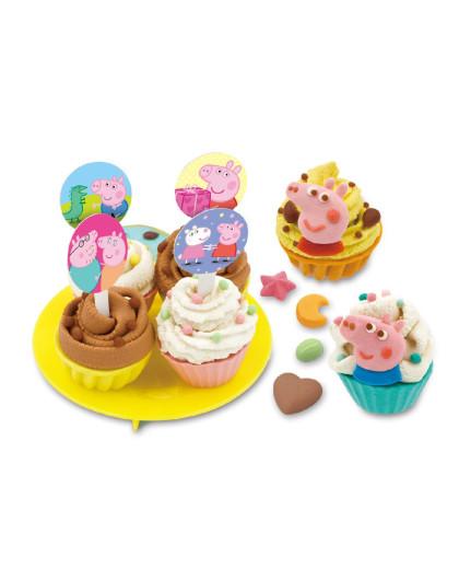 小猪佩奇橡皮泥粘土彩泥套装男女孩 小猪佩奇生日派对