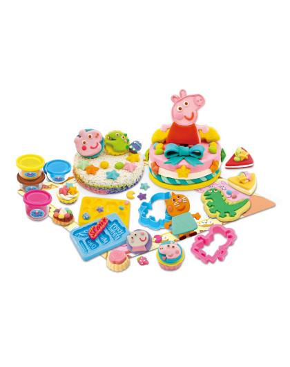 英国小猪佩奇可爱卡通玩具专场小猪佩奇橡皮泥粘土男