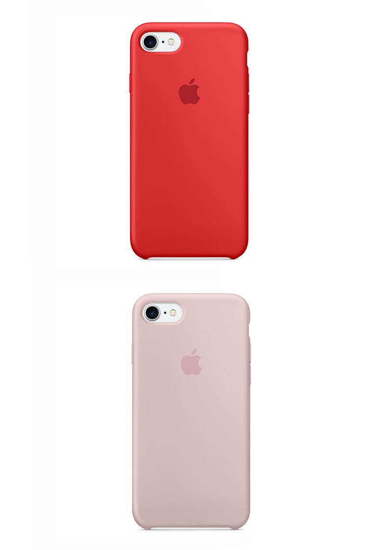 苹果原装iphone7手机壳4.7寸黑色 支架