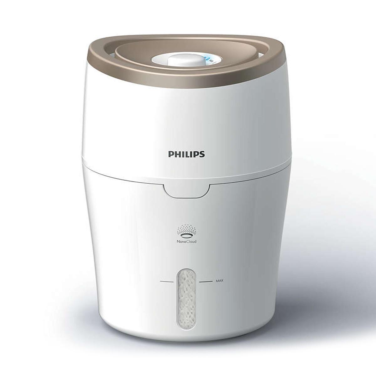飞利浦飞利浦HU4811新品上加水无雾静音办公室卧室家用加湿器HU4811/00