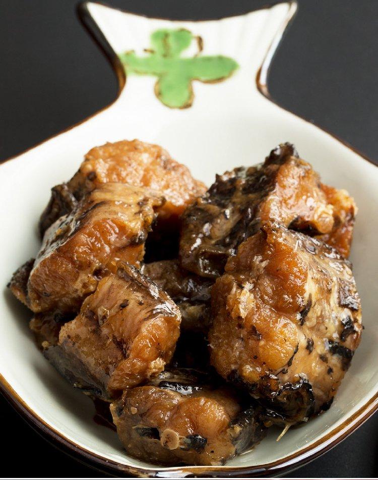 海鲜罐头 碳烤鳗鱼(酱香)罐头100克/罐*6