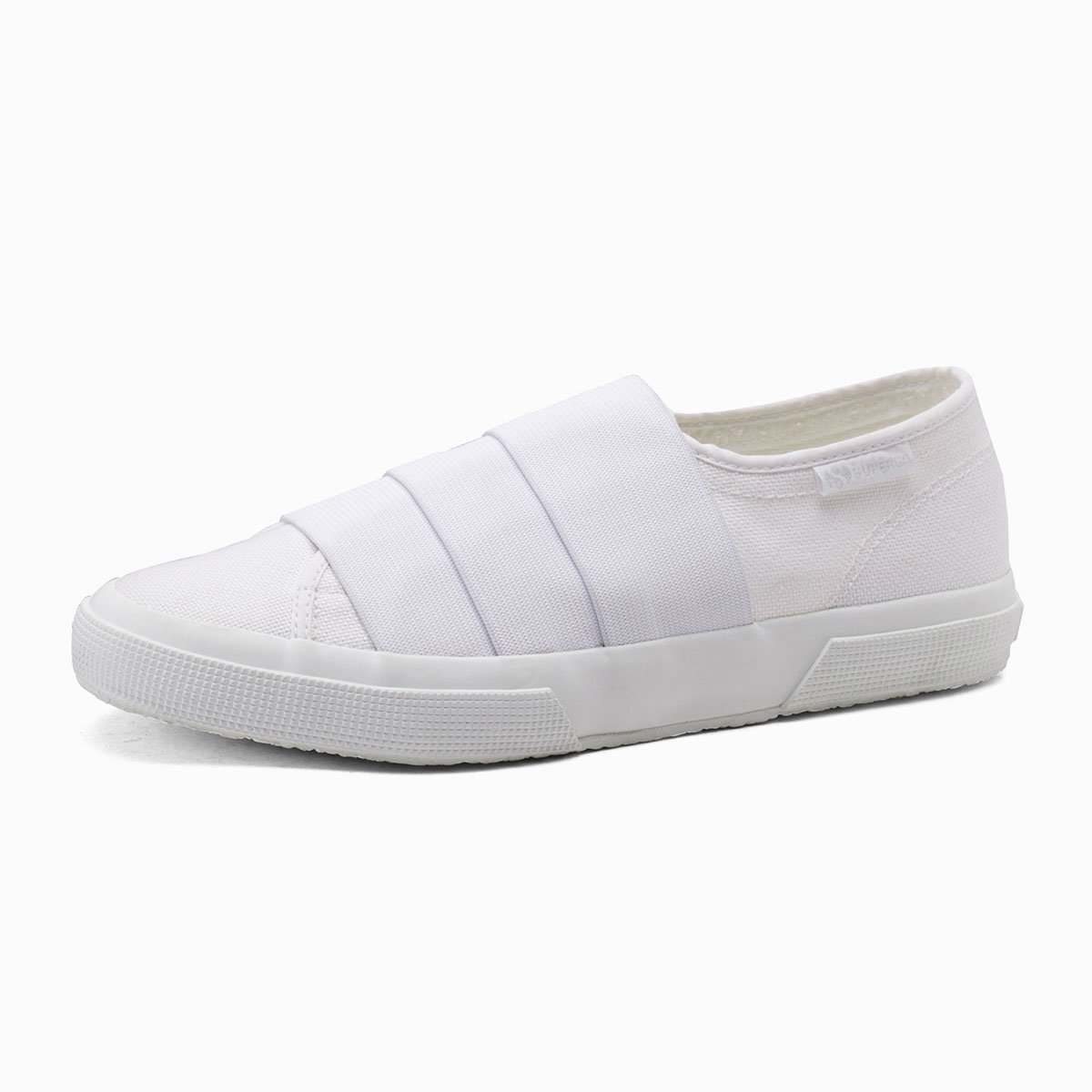 SUPERGA舒适松紧带一脚蹬懒人帆布鞋男板鞋男休闲鞋S00BST0C42