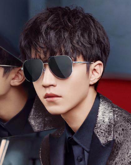 王俊凯同款眼镜图片