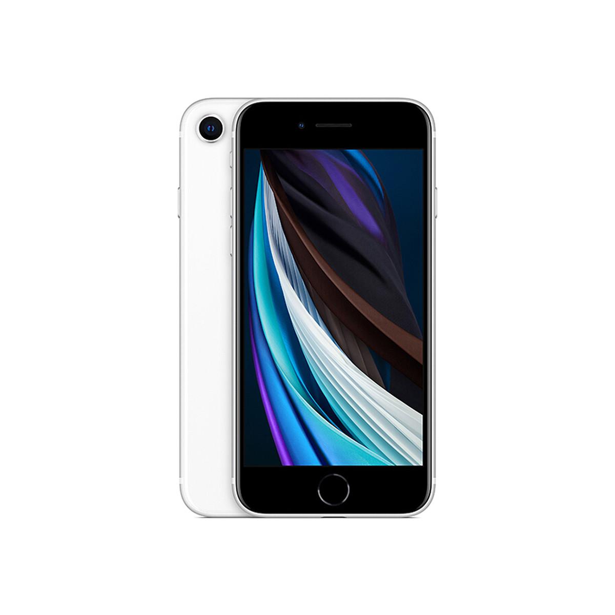 苹果iPhone SE【PD快充头套餐】 全网通 4G手机苹果iphoneSE-TC2白色