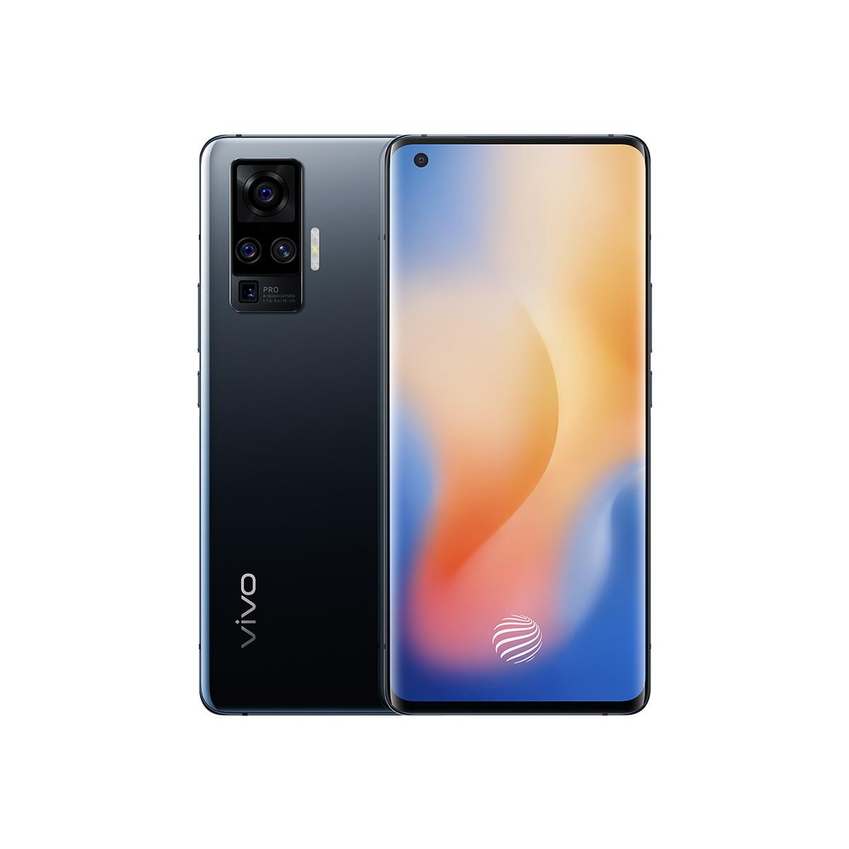 vivo【新品上市】vivo X50 Pro 超感光微云台5G双模大电池智能手机vivo X50 Pro 5G (8+128G)黑镜多套餐J