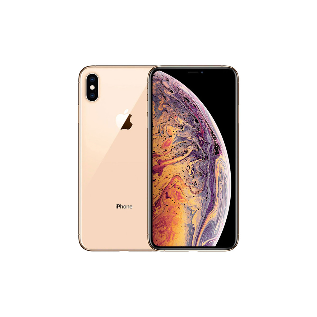 苹果iPhoneXS MAX【壳膜+无线充套餐】 全网通 4G手机TYKJ-Iphonexs max 金WXC