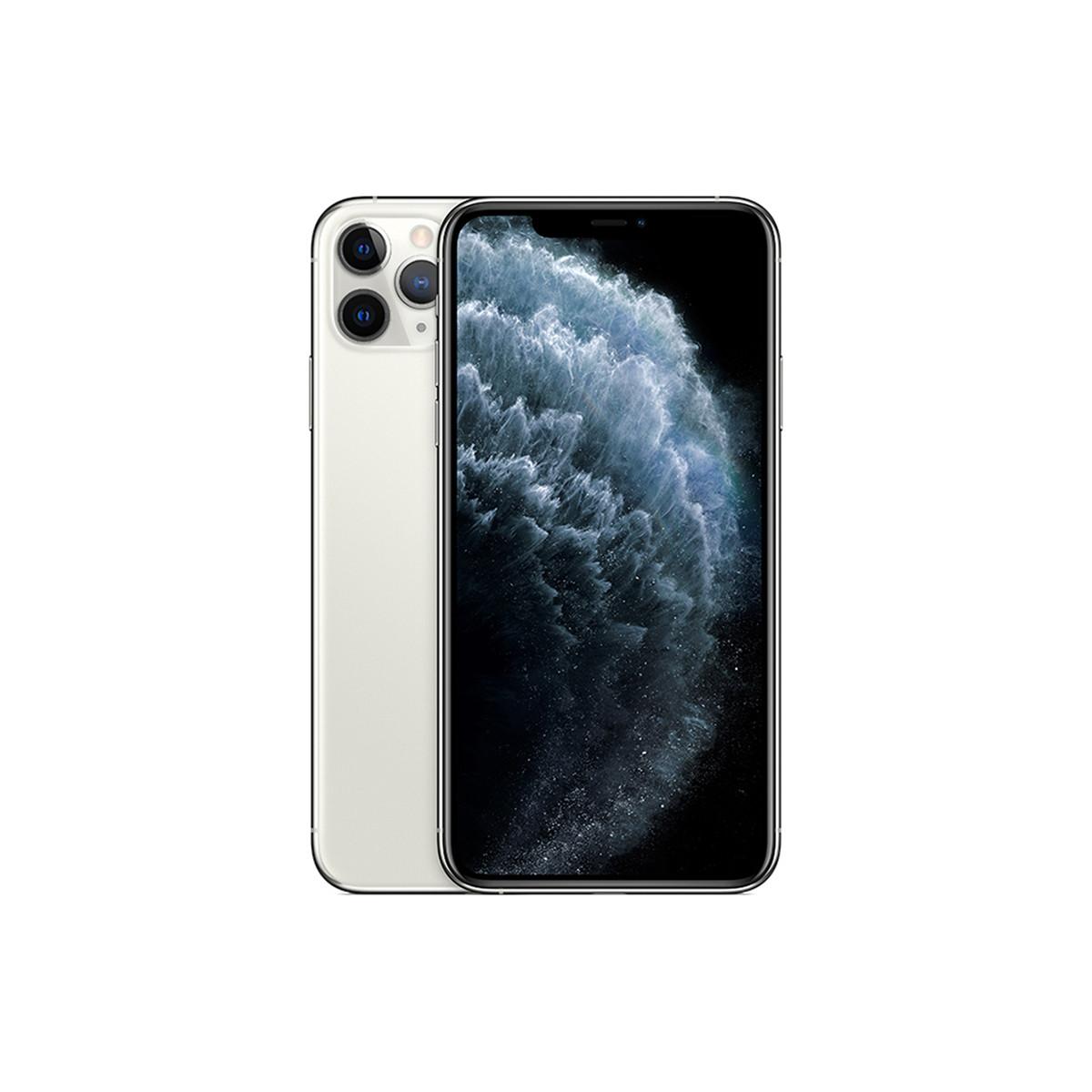苹果iPhone11 PRO【壳膜+无线充套餐】全网通 4G手机TYKJ-IPhone11 PRO 银WXC