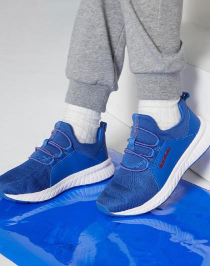 巴拉巴拉男童鞋子2019新款春秋儿童运动鞋中大童透气弹力跑鞋