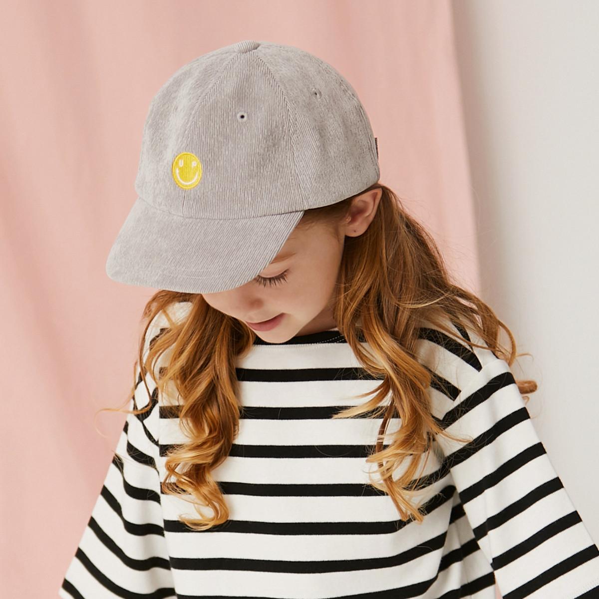 Mini Balabala迷你巴拉巴拉儿童帽男女童棒球帽鸭舌帽2019秋季新款遮阳帽M16031922050122