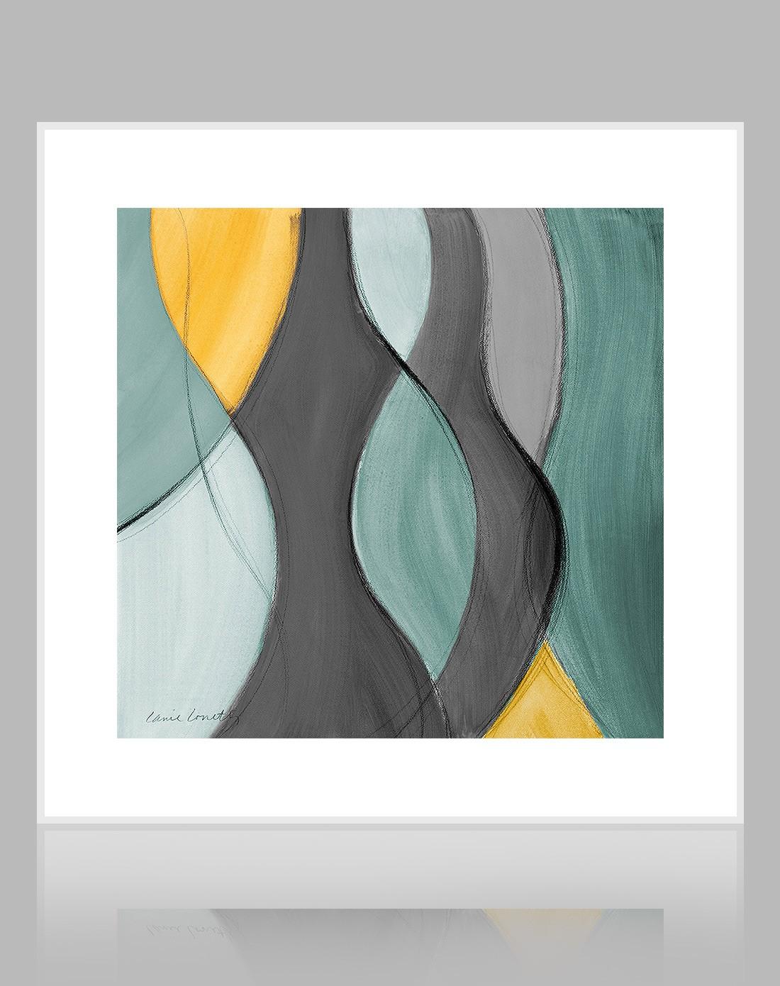 现代简约装饰画 抽象纹理